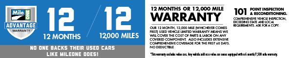 12/12 Warranty