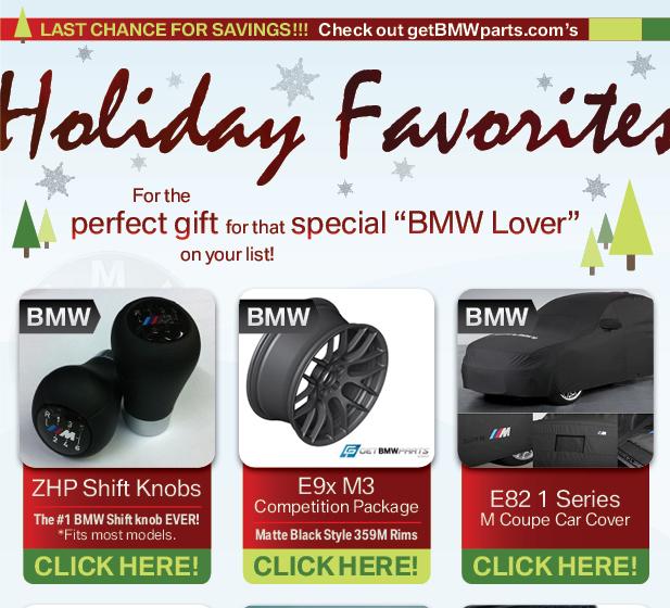 Tischer BMW/getBMWparts.com